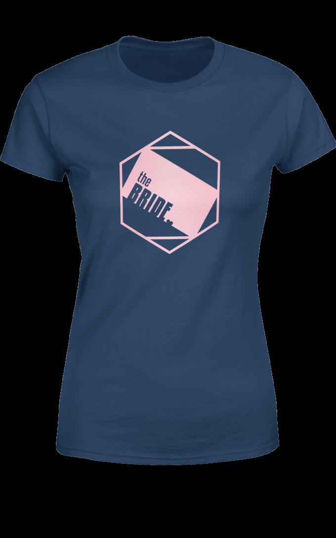Тениска за Моминско Парти - The Bride