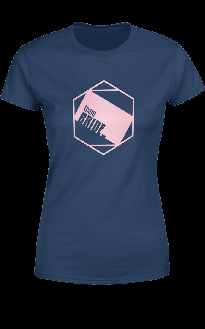 Тениска за Моминско Парти - Team Bride